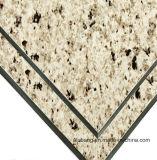 Lvoryの白いアルミニウム合成のパネル