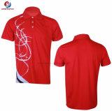 La impresión de sublimación personalizado Equipo de Polo Polo de golf para los hombres