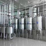 Jm tecnologia comercial em pequena escala, Máquina de transformação de leite com aspirador de refeições