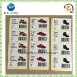 Etiqueta engomada adhesiva del perfume de Customzied de las ventas al por mayor (JP-S117)