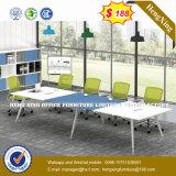 Muebles de oficina modernos de metal cromado Vistor Manager Silla (HX-8N1042)
