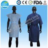 Wegwerfklagen des medizinischer Patienten-Doktor-Nurse Uniform Gown Scrub
