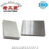 Mattoni di argilla refrattaria del carburo cementato del tungsteno della saldatura di vuoto per costruzione