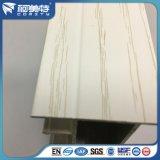 OEM 6063 단풍나무 목제 곡물 &Grey 색깔 열 틈 알루미늄 Windows 창틀