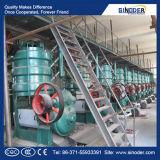 espulsore dell'olio di cotone 10t/D, macchina di estrazione dell'olio del seme di cotone, laminatoio dell'olio di arachide