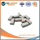 De Gesoldeerde Uiteinden van het wolfram Carbide op Voorraad