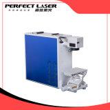 Marquage laser de haute qualité sur la machine de cuivre jaune
