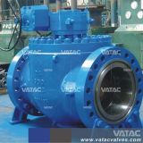 API 6D Forged Steel Signal Entry Ball Valve To manufacture
