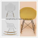 Fashion Style Irom châssis radar du bras de chaise en bois