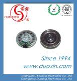 Wasserdichter Plastik Minilautsprecher Durchmesser-20mm mit 8ohm 0.5W