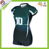 Novo Design de vôlei Personalizado Jersey Team Volletball uniformes para homens