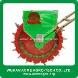 Zaaimachine van de Radijs van de Planter van het Zaad van de Sojaboon van de Kool van de Wortel van de Maïs van het graan de Hand Plantaardige