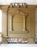 Base décorative de /Coloum de fléau du mur externe ENV