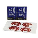 Hf RFID 레이블 반대로 금속 RFID 13.56MHz NFC 꼬리표