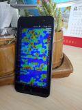Beste hoog-Nauwkeurigheid 0200m van de Kwaliteit het Mobiele Beeld van de Telefoon 3D/2D Minerale Detector