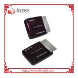 実行中RFIDは札かMifareのカード読取り装置二倍になる