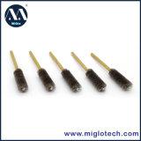 Balai de tube serti par qualité de fil d'acier pour Tb-100117 de polissage supprimant les bavures
