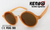 Cat Eye Lunettes de soleil avec lentille ronde PK70349