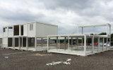 フランス領ポリネシアのための贅沢な拡張可能家そしてフラットパックの折る容器の家