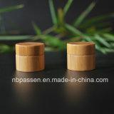 10g20g30g50g100g de plastic Binnen Witte Lege Duidelijke Flessen/de Kruiken/de Containers van de Room van de Vochtinbrengende crème van het Bamboe Kosmetische Gezichts voor Huid