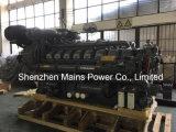 generatore BRITANNICO del diesel del motore di Perkin di potere standby di valutazione di 2500kVA 2000kw