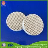 Горниле глинозема фарфора Honeycomb керамические