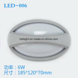 8W im Freienwand-Licht des Aluminium-LED