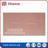 Mattonelle di legno molli artificiali naturali respirabili della parete di Handfeel con Ce
