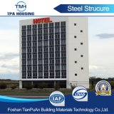Large Building를 위한 주문을 받아서 만들어진 Prefab Light Steel Structure