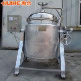 Crisol de la presión del acero inoxidable para cocinar el pollo en venta