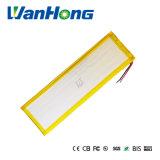 3.7V 3000mAh 4045140 Lithium-Plastik-Batterie für bewegliche Energien-Bank