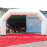Ar insuflado insufláveis Archway decoração exterior de cava-de-Contratante caso