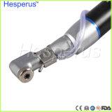 角度の歯科低い低速HandpieceのラッチのEタイプ組合せCA Hesperusの黒に対するNSK様式