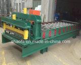 Le mattonelle lustrate alluminio professionale laminato a freddo la formazione della macchina
