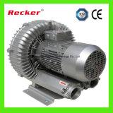 Le ventilateur centrifuge de Recker a monté sur un dérapage pour la remédiation de saleté