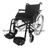 """Колесо спицы, слегка ударяет вверх по рукоятке, стальной ручной кресло-коляске Kbw953lqc-16 """""""