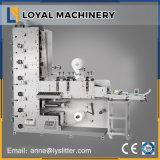UV totalmente automática máquina de impresión de etiquetas de códigos de barras