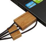 Azionamento istantaneo del USB 2.0 creativi di legno della sagola del regalo del USB