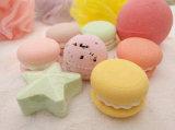 El cliente OEM Candy Sharp Bombas de baño fresca para el SPA El uso de la piel sedosa