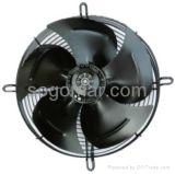Ventilação Sfm350 com os impulsores do metal para o ventilador axial refrigerando da exaustão