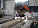 切断の花こう岩または大理石の平板またはカウンタートップまたはタイルのための半自動石造り機械