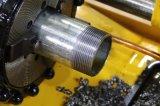 La tagliatrice di filettatura Metà-Automatica del tubo d'acciaio 220V (SQ50E)