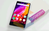 Nieuwe 4G Telefoon Maximum met 4GB RAM Slimme Mobiele Telefoon 5.5 Androïde 7.0 van de Duim