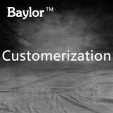 Nahtlose zurückführbare Verzerrung-strickende Tuch-Fotographien-Hintergründe 3m*5m Customerization