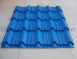 Strato d'acciaio lustrato superiore del tetto di prezzi di fabbrica del grado PPGI/PPGL