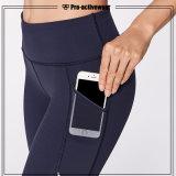 2017年のOEMのセクシーで細い体操の試しはヨガのズボンに着せる