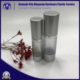 runde kosmetische luftlose Plastikflasche 15ml/30ml/50ml