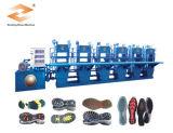 6 machine de fabrication unique de chaussure en caoutchouc de couleur des références 2