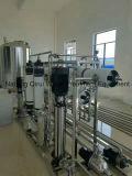 산업 사용된 RO DI Deionized 급수 시스템