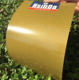 Poliéster Brillante Plata Bonded efecto polvo metálico de revestimiento para la rueda de automóvil / Rim